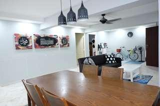 Rare Marsiling 5A with 3 bedrooms plus study