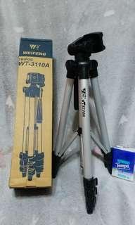 WT-3110A相機三腳架