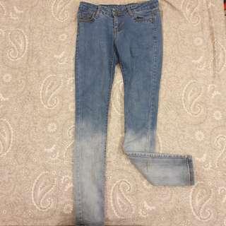 But 1 Get 1 Free Celana Jeans Denim Ketat