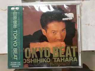田原俊彥 Tokyo beat CD
