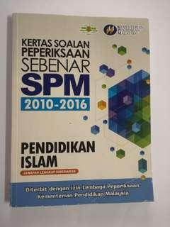 Spm pendidikan Islam