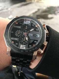 DW-D3201 石英男錶