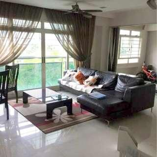 4 Bedroom HDB at 119B Rivervale Drive for rental 20 May 2019