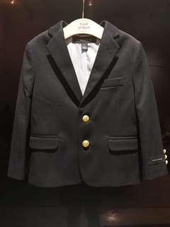 Tommy Hilfiger kids Black Blazer suit