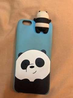 Oppo R9s We Bare Bears Phone Casing/Cover
