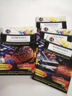 Mathematics spm booklet