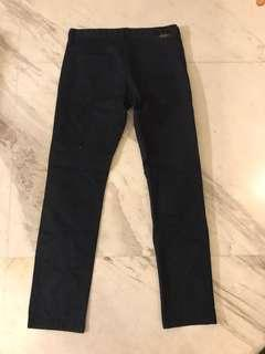 Zara men's button fly pants size 34