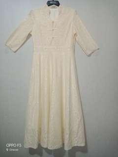 Maxi dress/ long dress/ lace dress