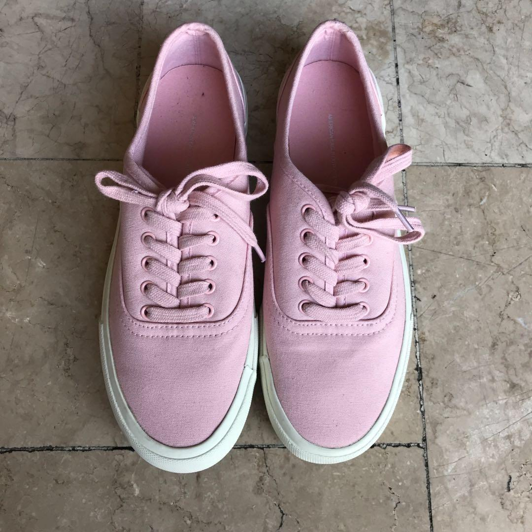 American Carousell 9 Shoes On Eagle Pink Casual Mens reCdxBo