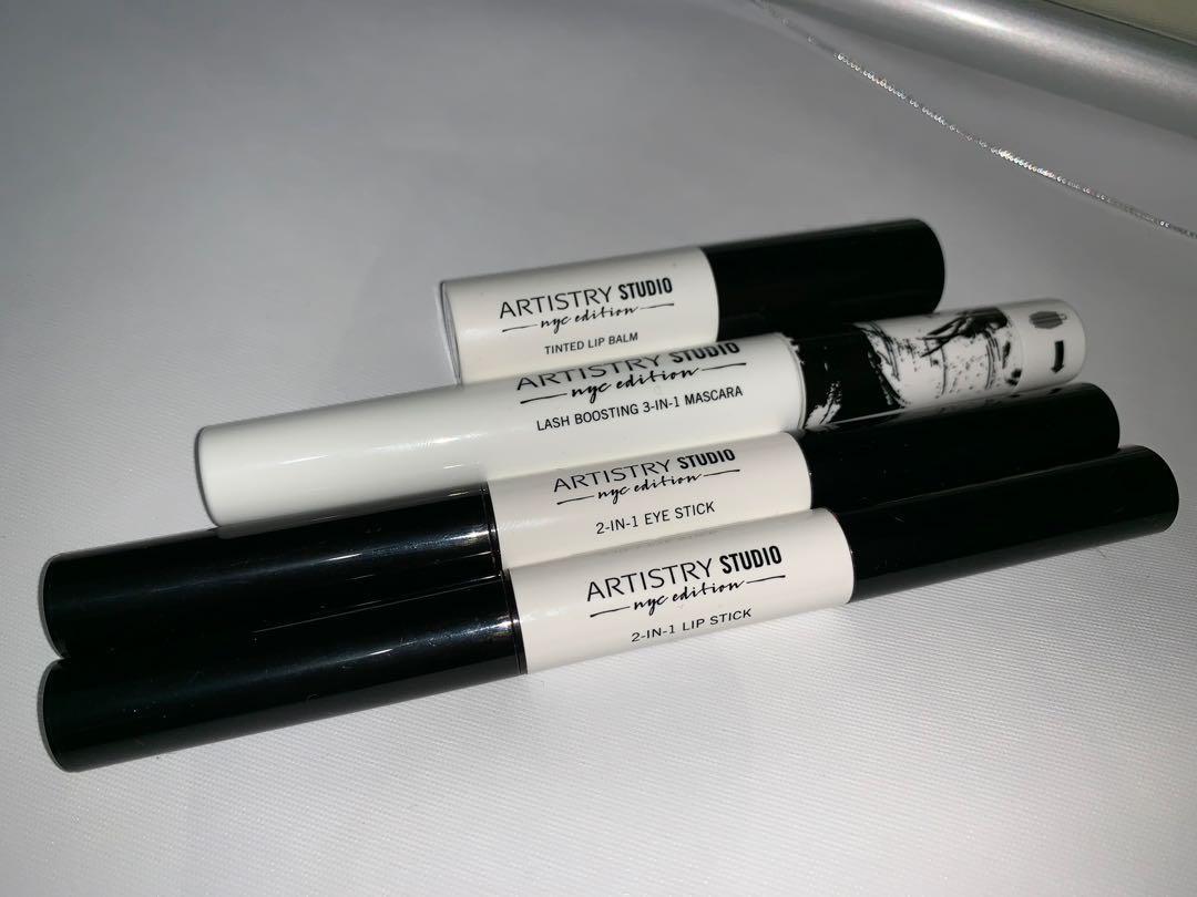 artistry studio nyc edition lash boosting 3-in-1 mascara
