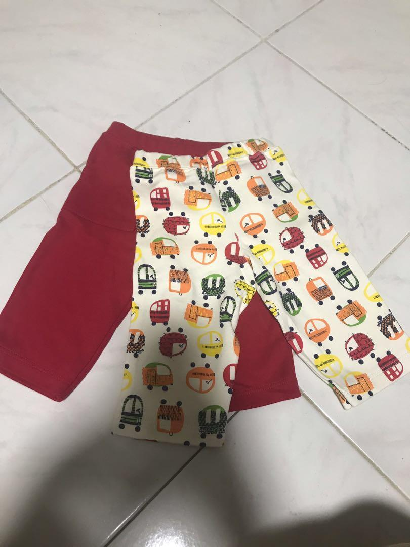 baby 2pc pant set