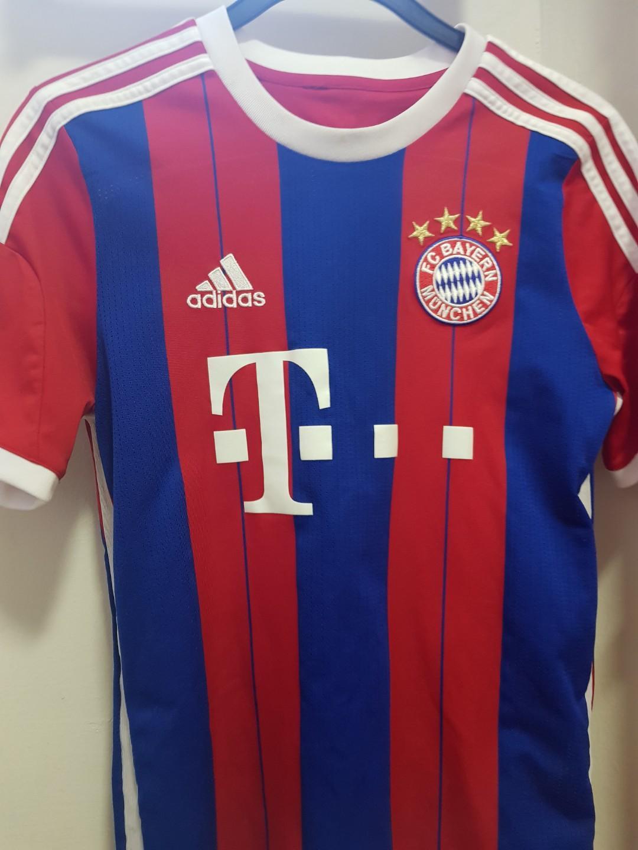 the best attitude a25e2 5a163 Bayern Munich Replica Jersey (Season 2014/15), Sports ...
