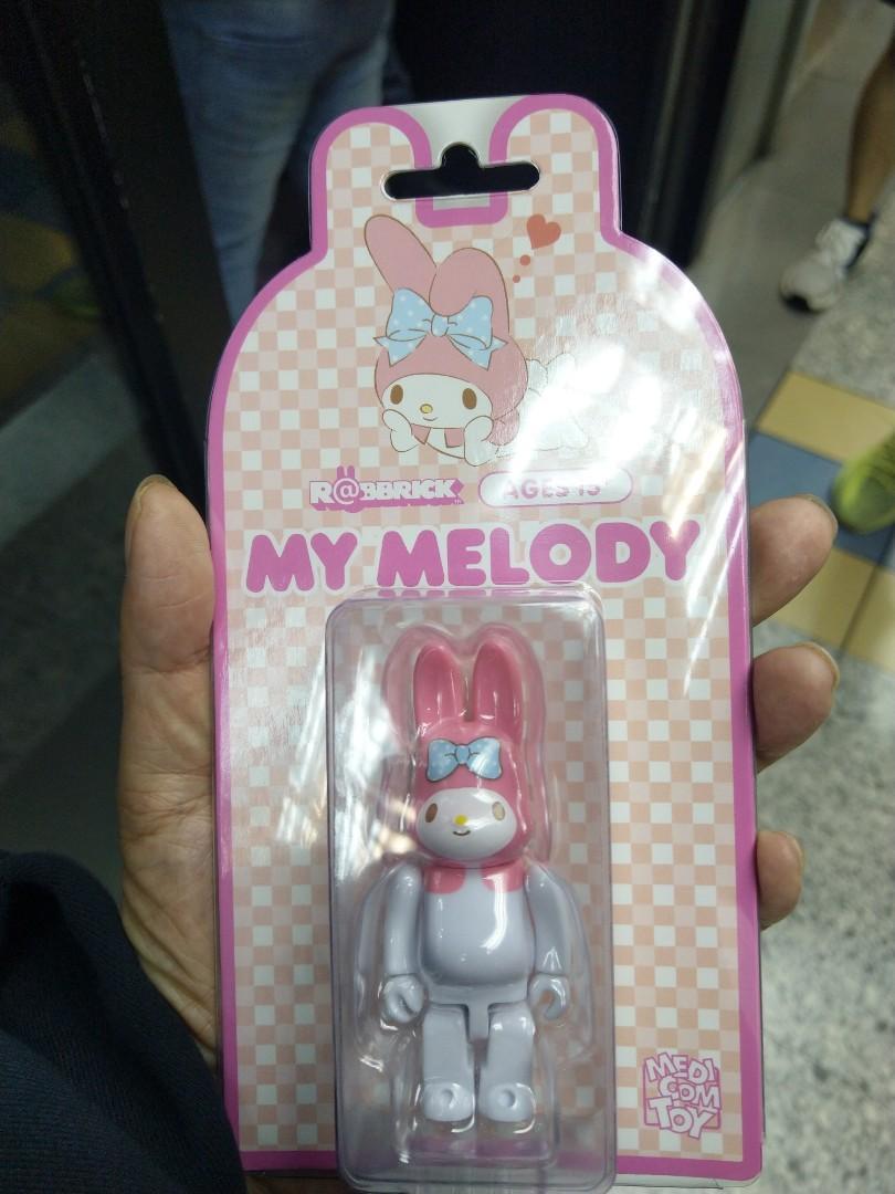 Bearbrick 100%melody