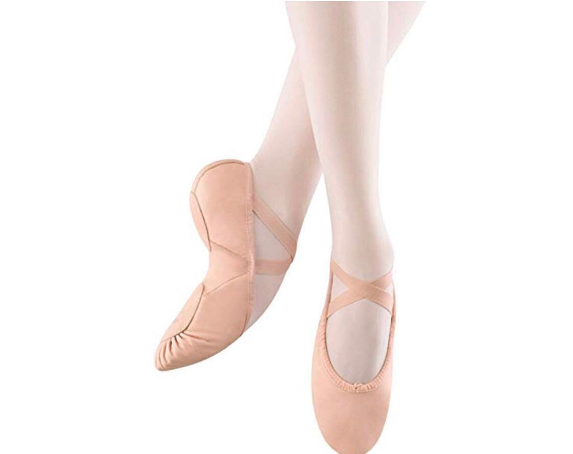 Bloch prolite II hybrid soft shoes