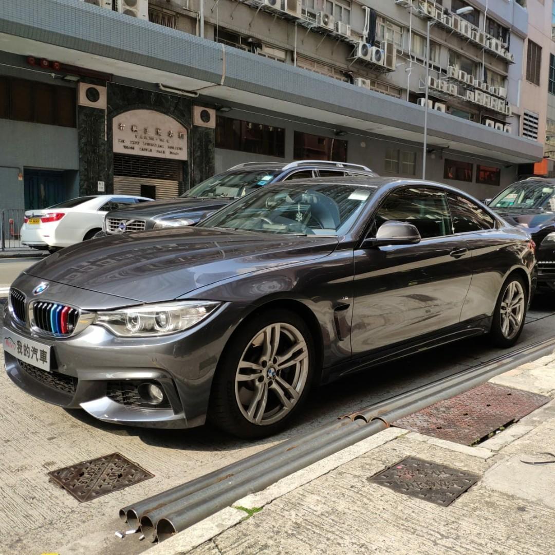 BMW 428I M SPORT COUPE 2014