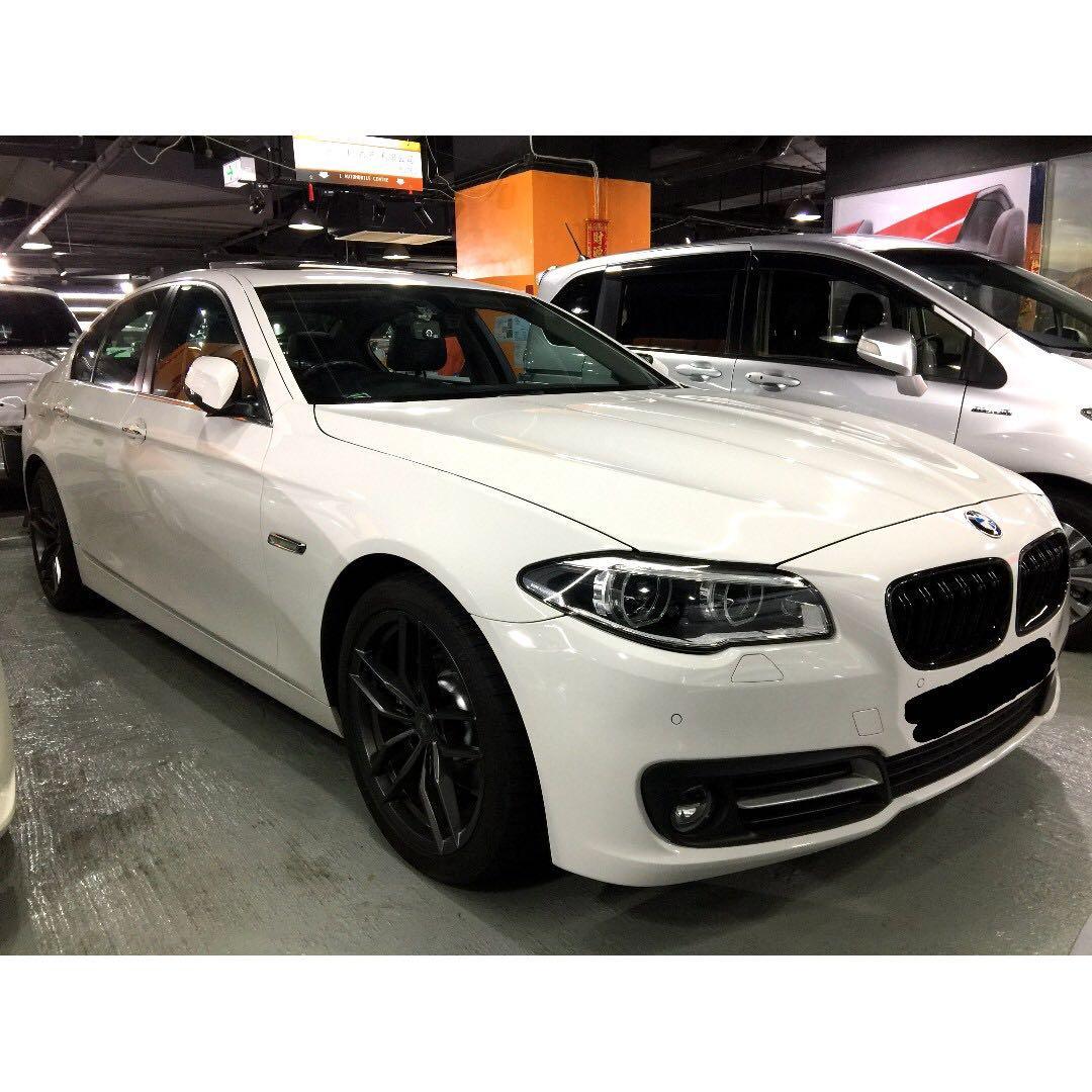 BMW 520iA Facelift 2014