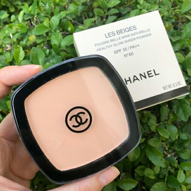 Chanel Powder 2in1