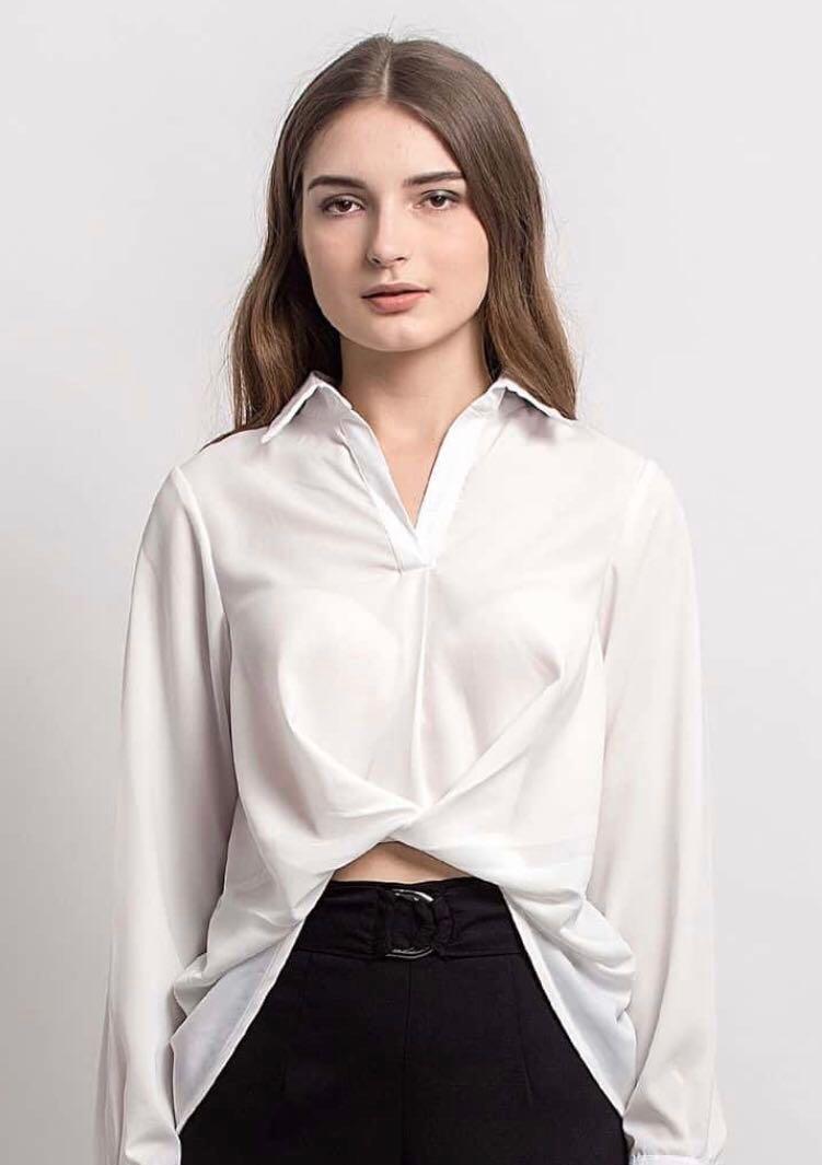 Cloth Inc - White Top
