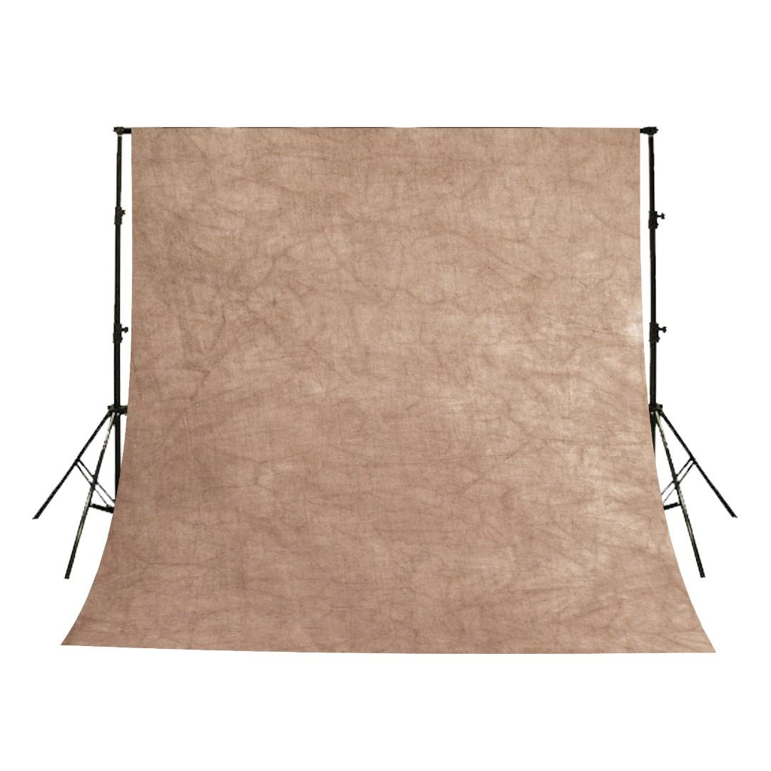 Cloudy/Dyed Brown Photo Video Background