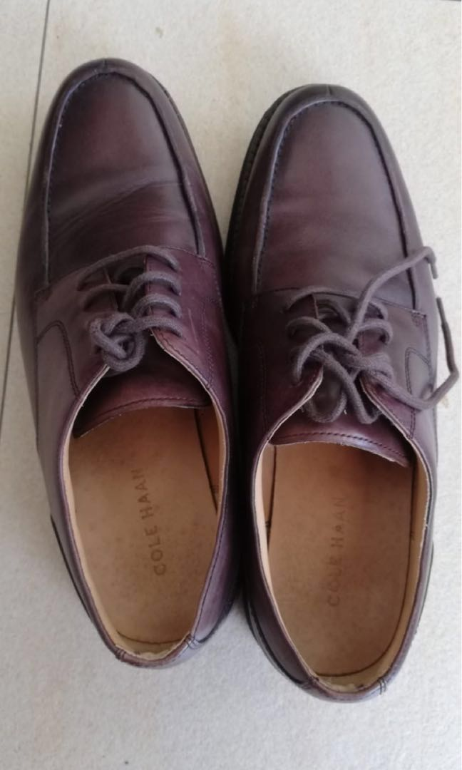 99f3d1af9c0 Cole Haan leather loafers 8.5M