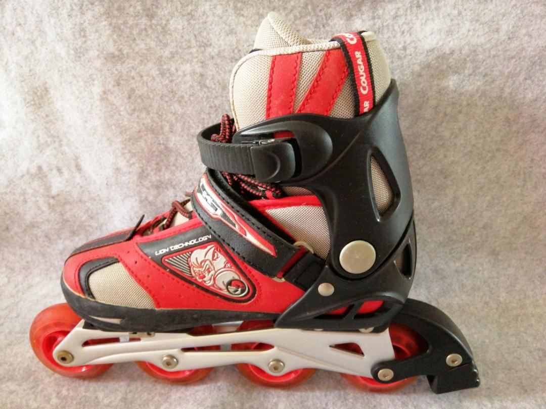 ed8ce12fabc Cougar Inline Skates #ENDGAMEyourEXCESS, Sports, Sports & Games ...