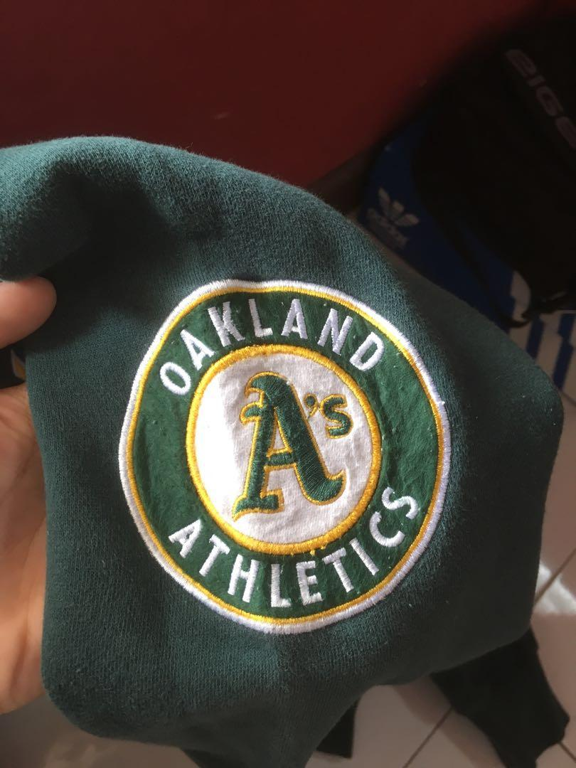 Crewneck Oakland Athletics
