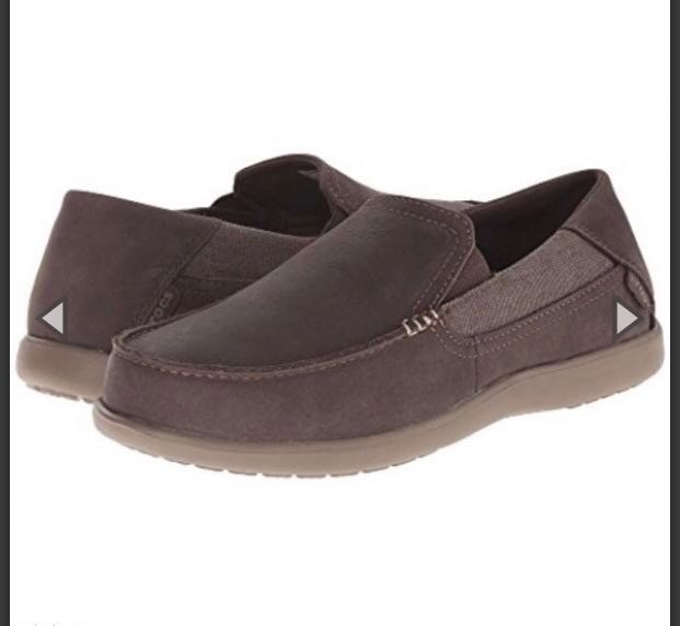 83ce3b24b Crocs Santa Cruz 2 Luxe Leather Loafter