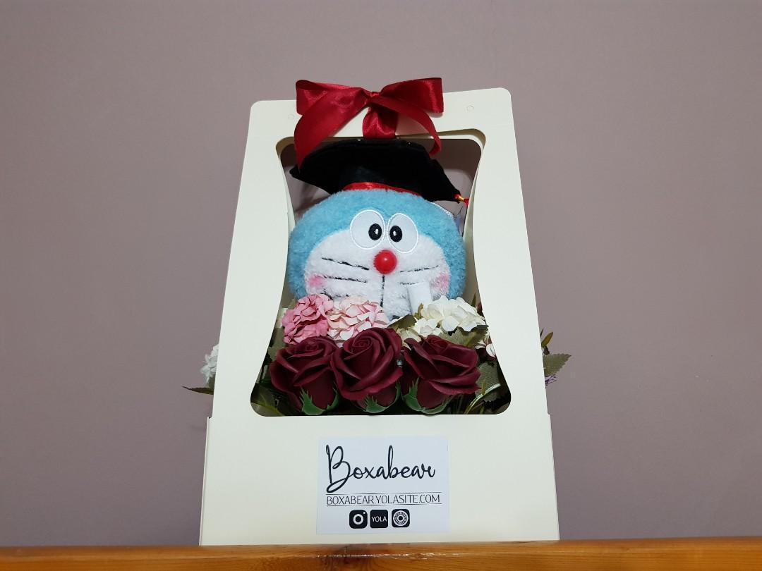 Customise Graduation Toy/Bear/Bouquet