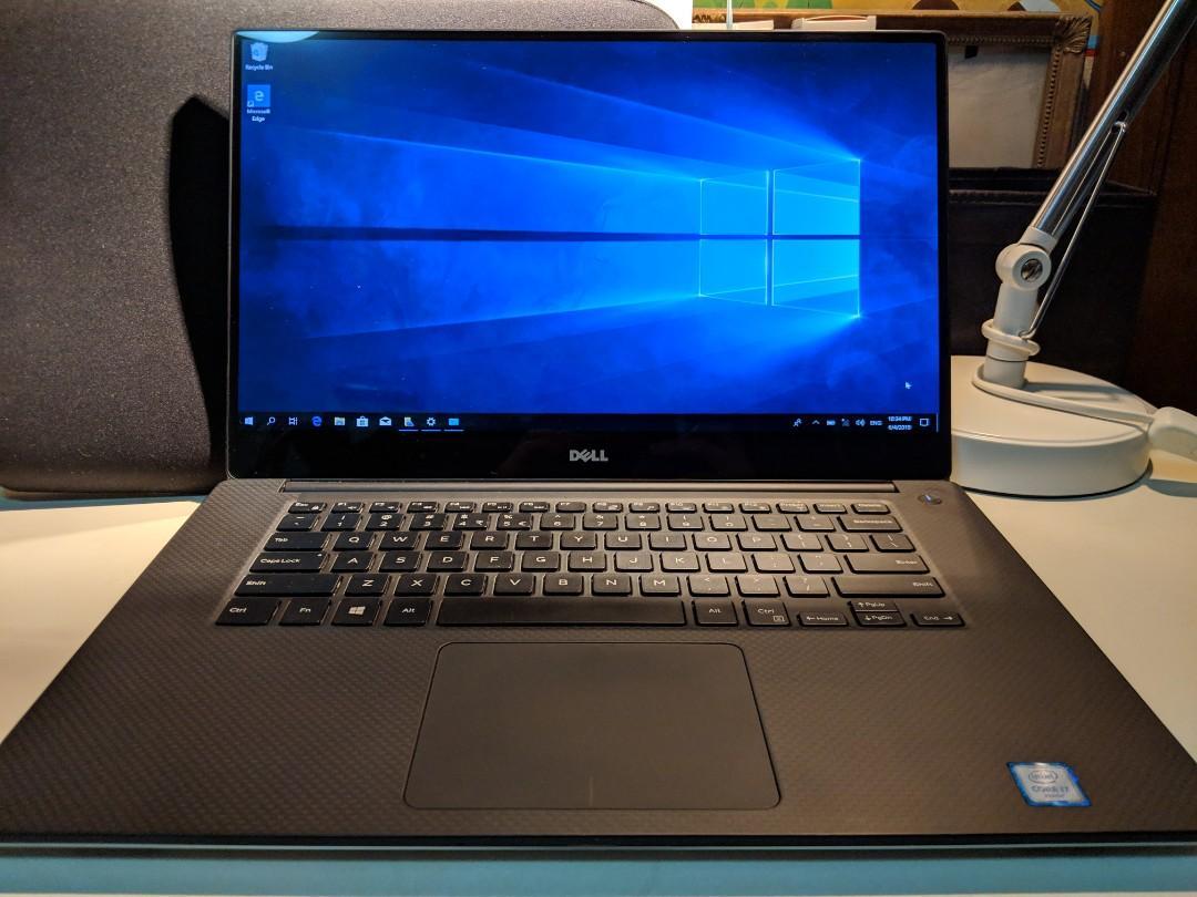 Dell XPS 15 9550 Laptop (i7-6700HQ, GTX 960M, 4K screen