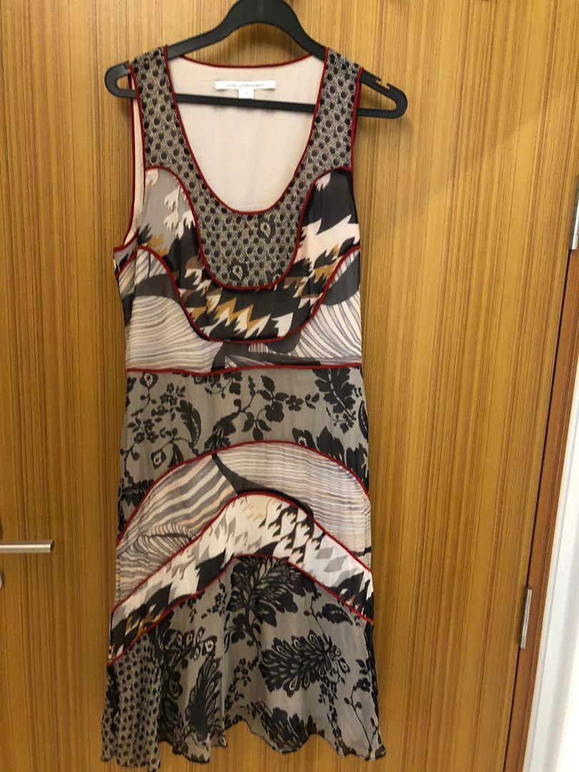 31845b4ac34 DIANE VON FURSTENBERG (DVF) Dress