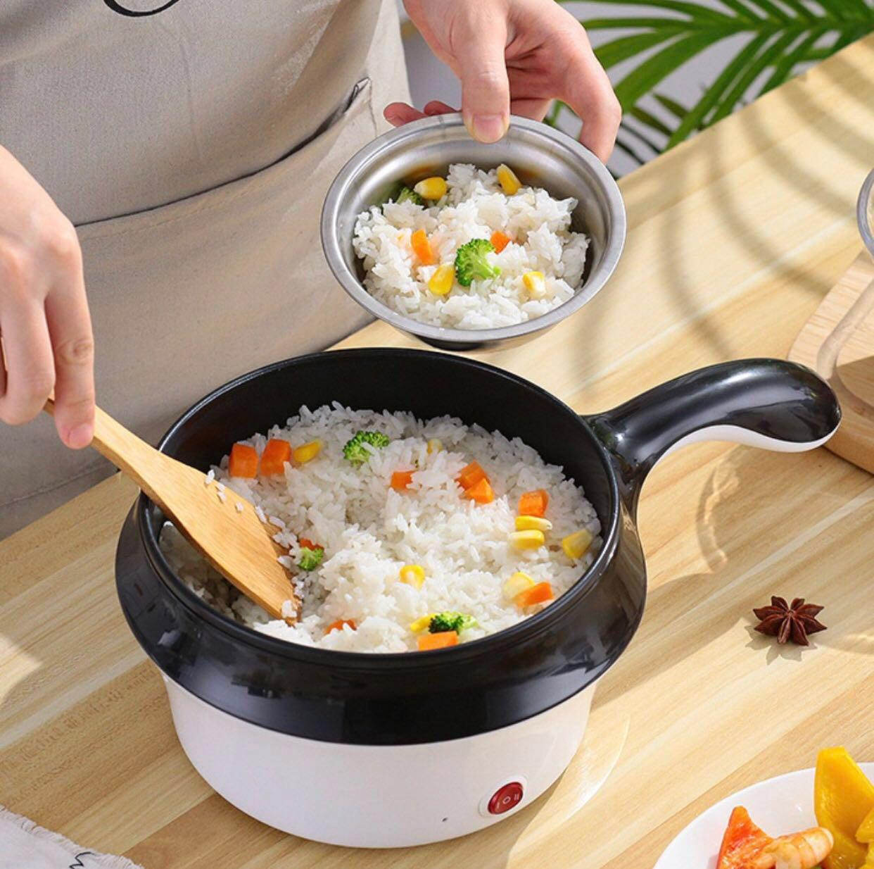 Electric Multi Cooker Frying pan + Steamer