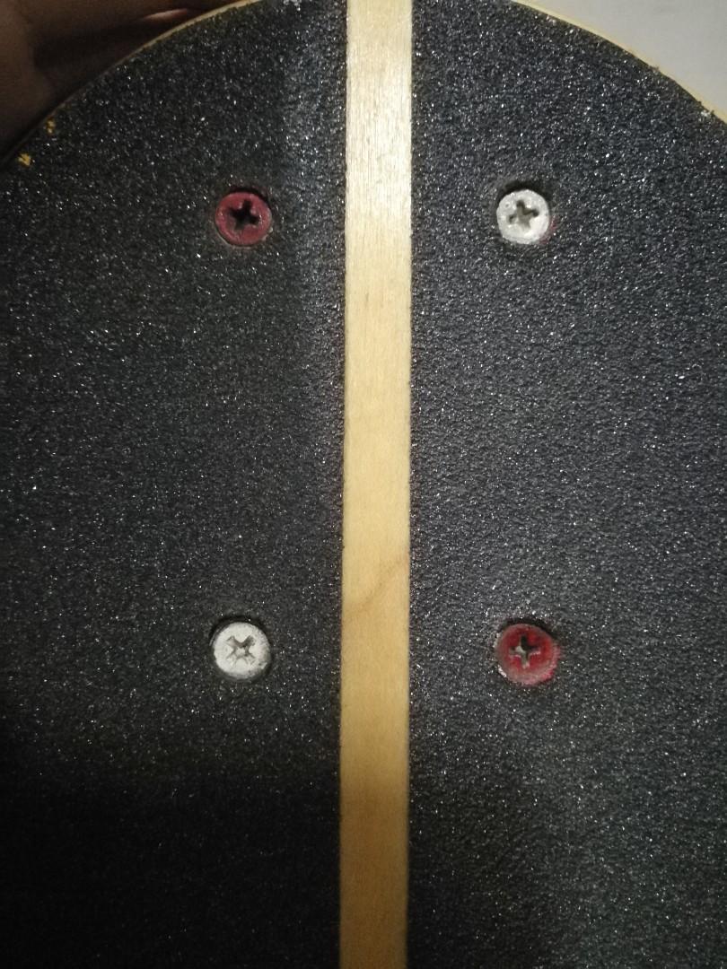Fintail Mini Longboard