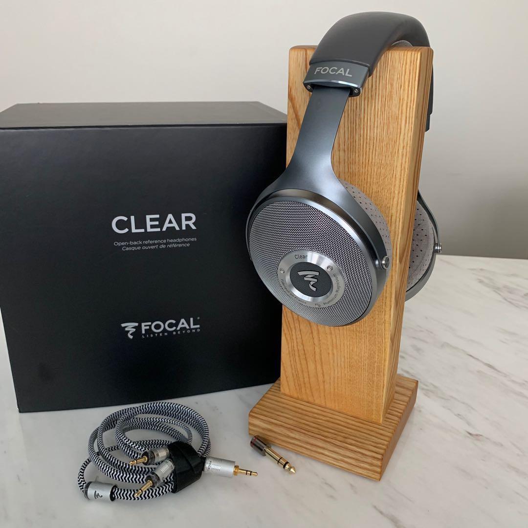 Focal Audio Clear Audiophile Headphones Electronics Audio On Carousell
