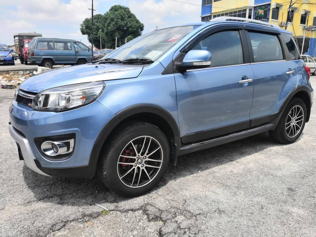 GREAT WALL M4 2015 CONTACT MR. LAI @ 016- 333 3680