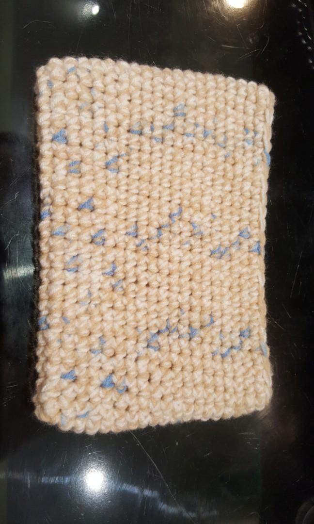 Handmade Pouch with Zip