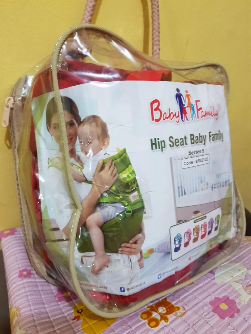 Hip seat baby family