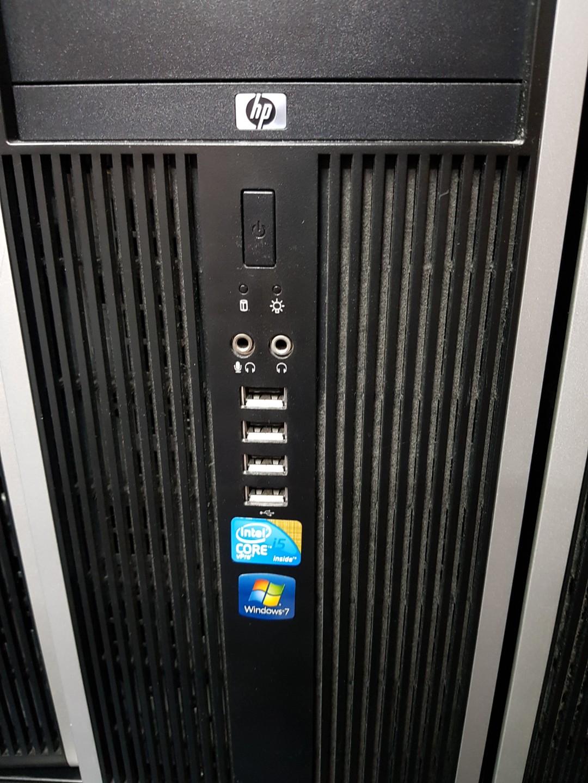 Hp Elite 8300 Desktop