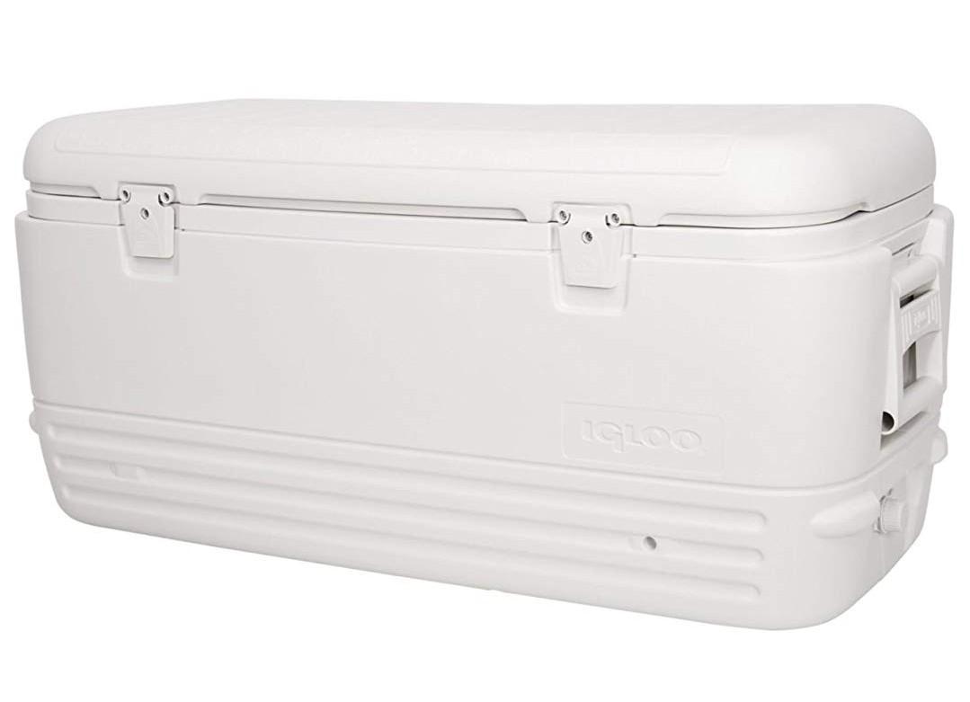 Ready stock Igloo 120 quart cooler