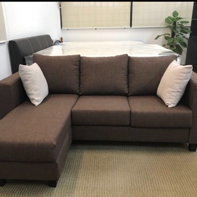L Shaped Sofa Furniture Sofas On Carousell