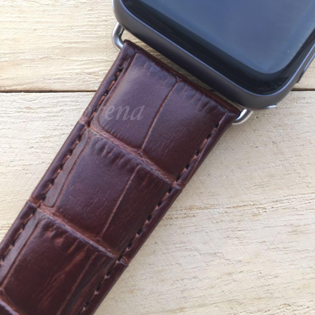 Leather Straps for Apple Watch