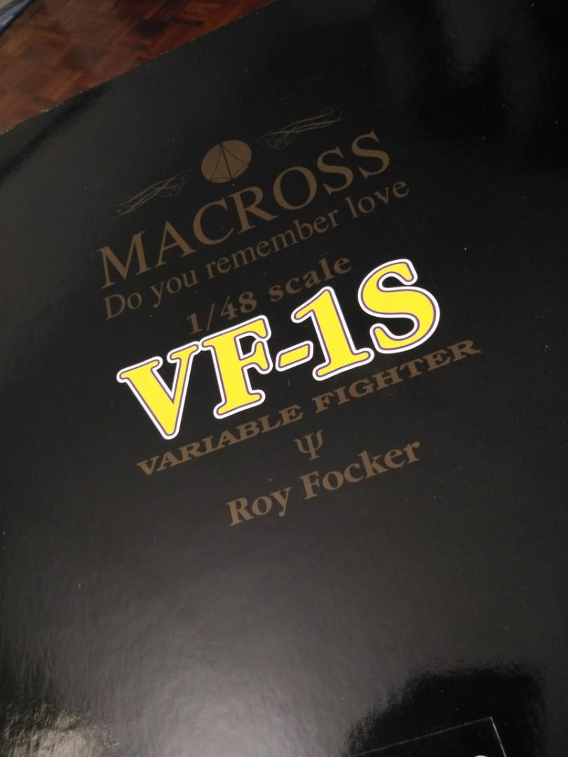Macross VF-1S 1/48 Yamato