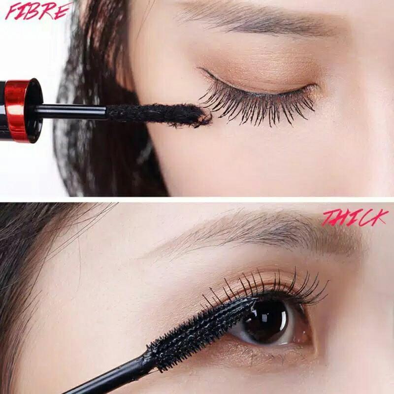 Mascara Silk 2in1