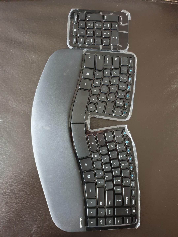 d497e7f4cbb Microsoft Sculpt Ergonomic Keyboard With Wireless Calculator