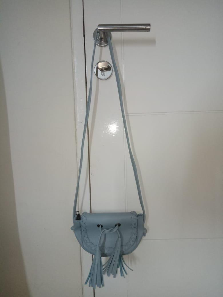 Miniso Sling bag Baby Blue
