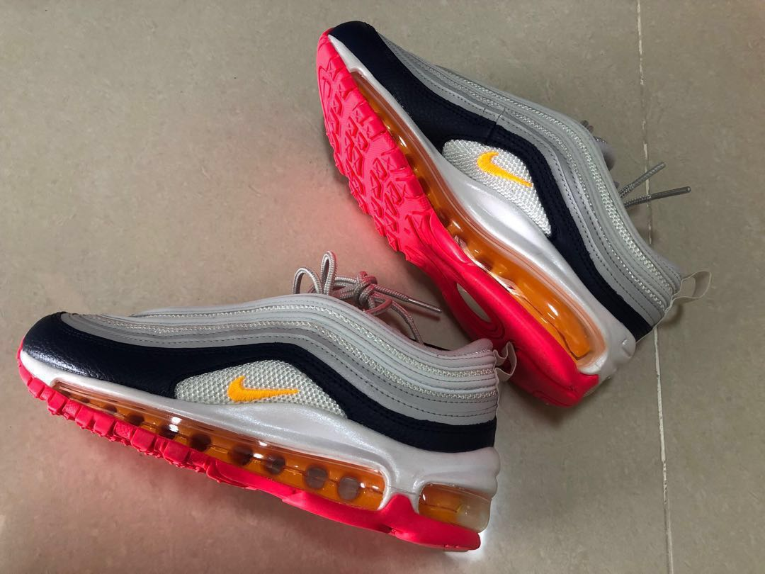 17884fe2b9 Nike Air Max 97, Women's Fashion, Shoes, Sneakers on Carousell