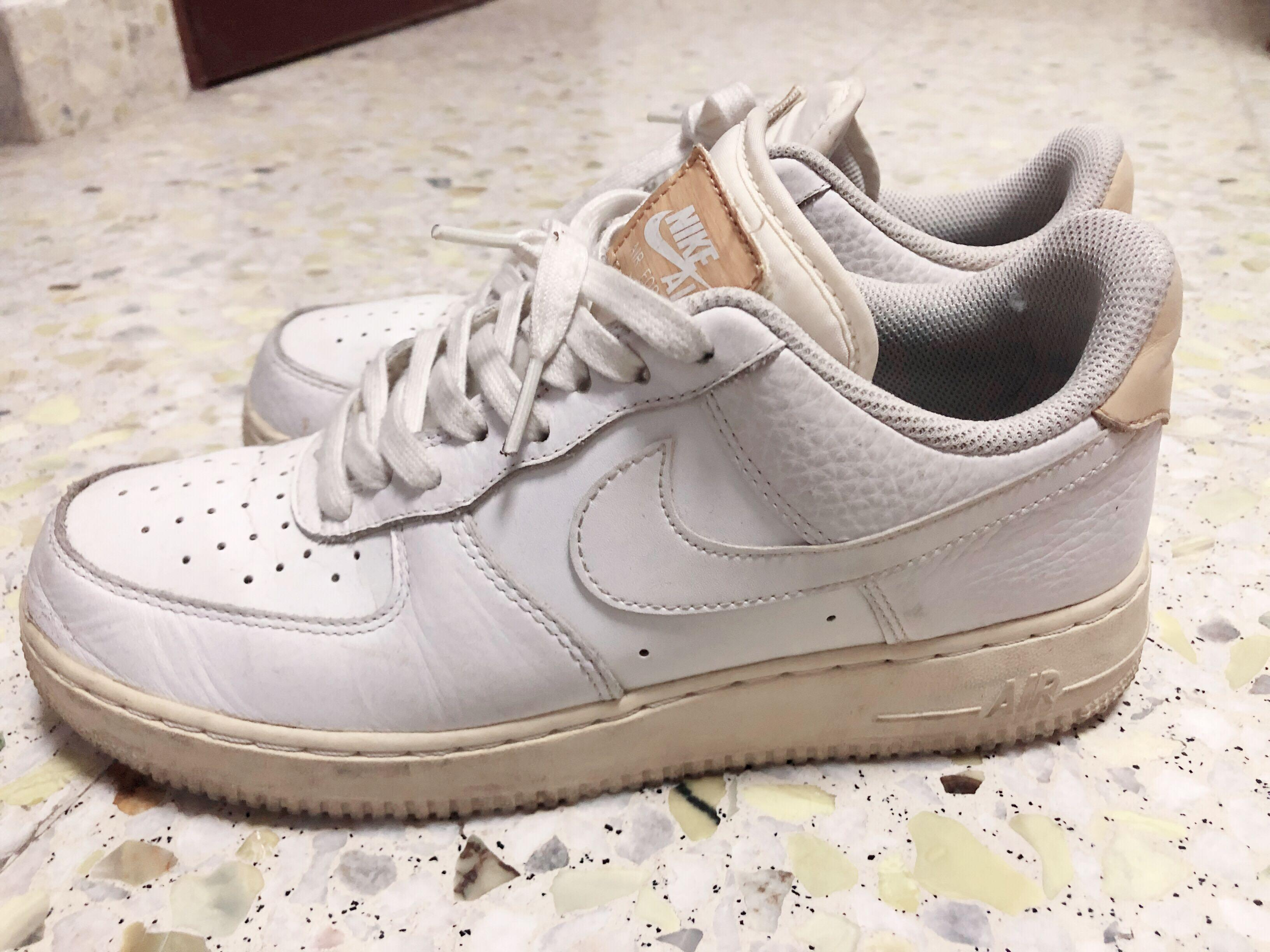 best service 6e70e 4f85b Nike Airforce 1 + Adidas StanSmith, Men's Fashion, Footwear ...