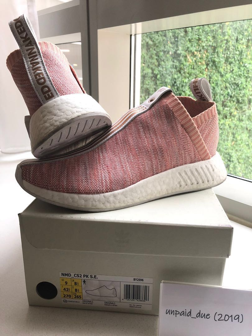 wholesale dealer 1f3ef fff48 NMD City Sock 2 x Kith in US9