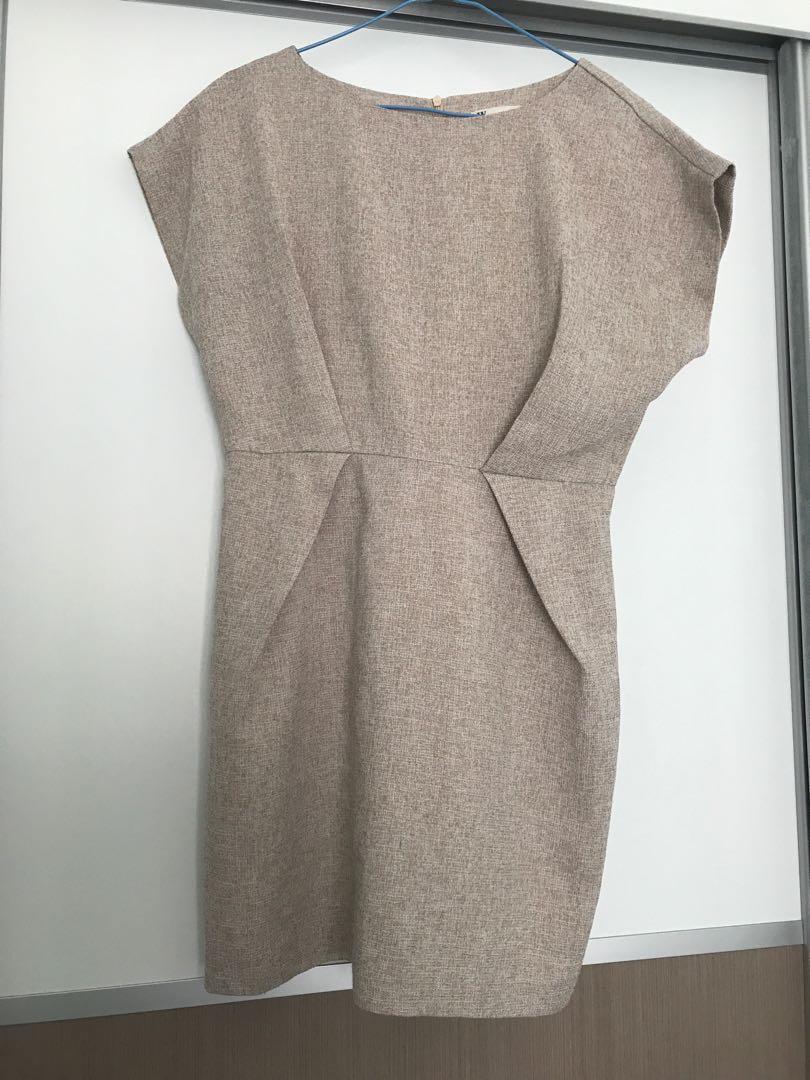 One piece dress 斯文裙