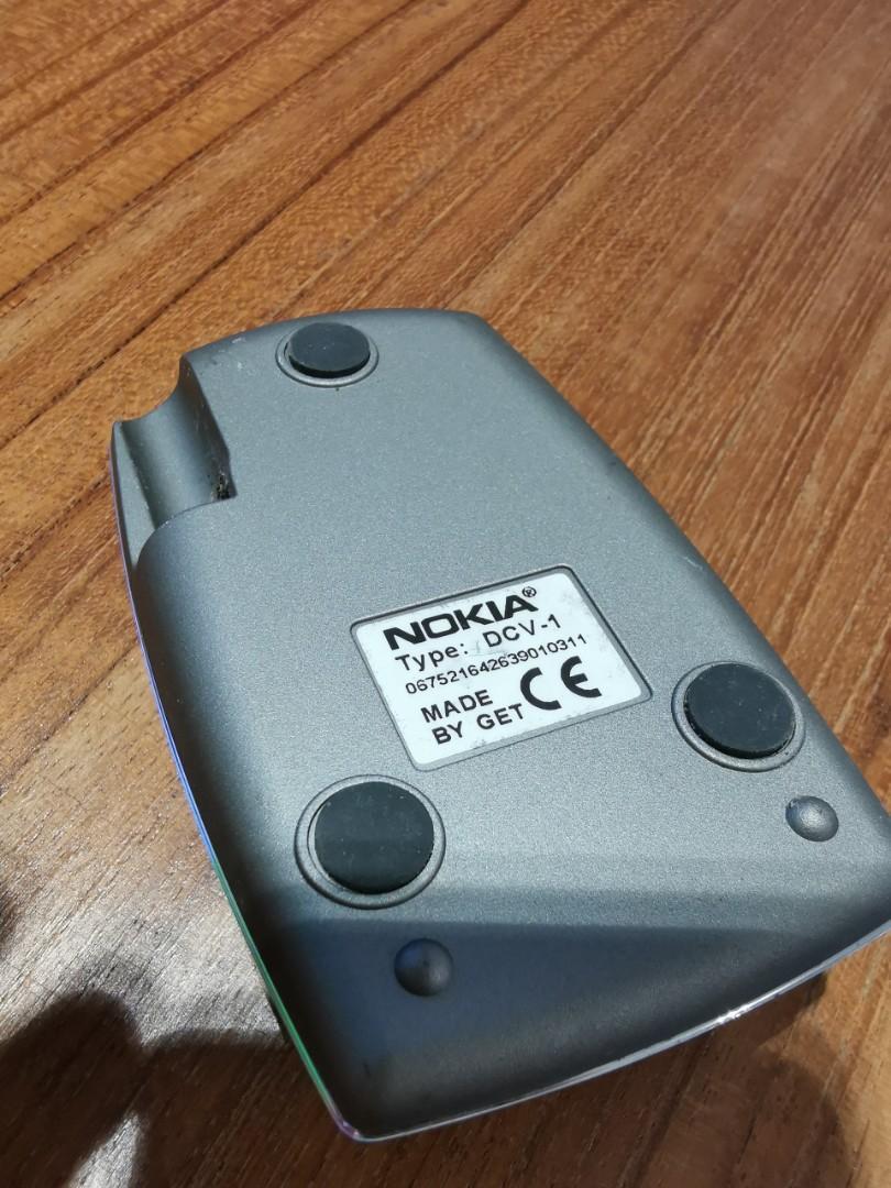 Original Nokia 8850 desktop charger