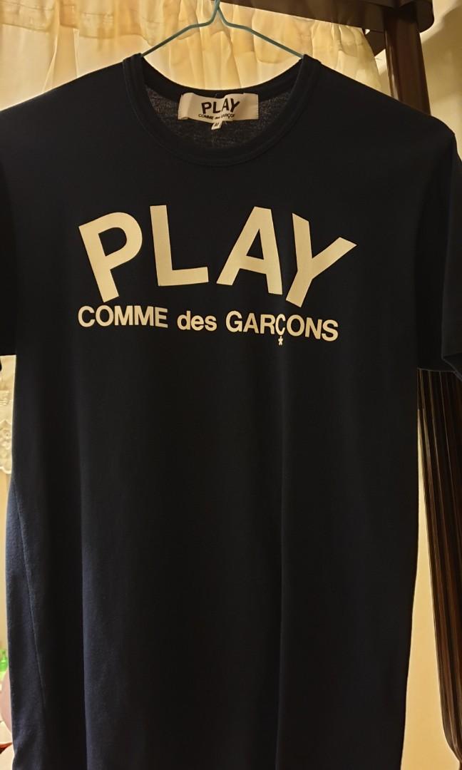 4ba766d33d0a Play Comme des Garcons Tee M size